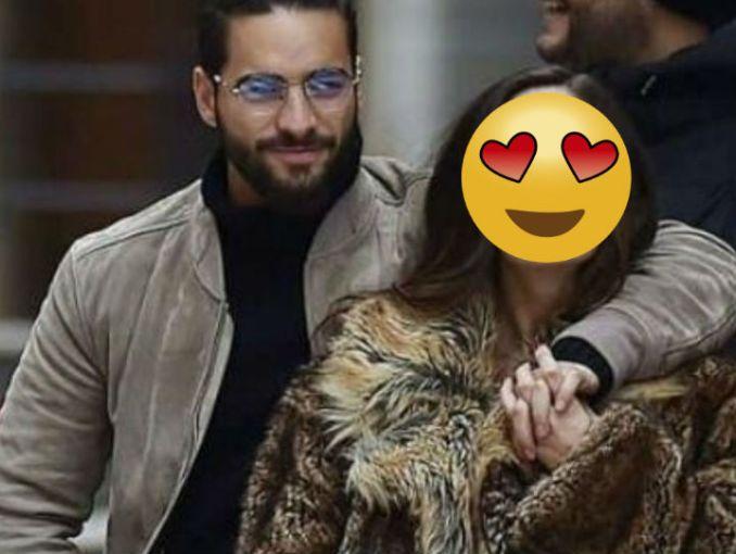 Maluma confirmó su relación con Natalia Barulích con una sensual foto