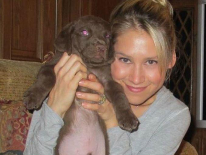 Así ocultaba Anna Kournikova su embarazo