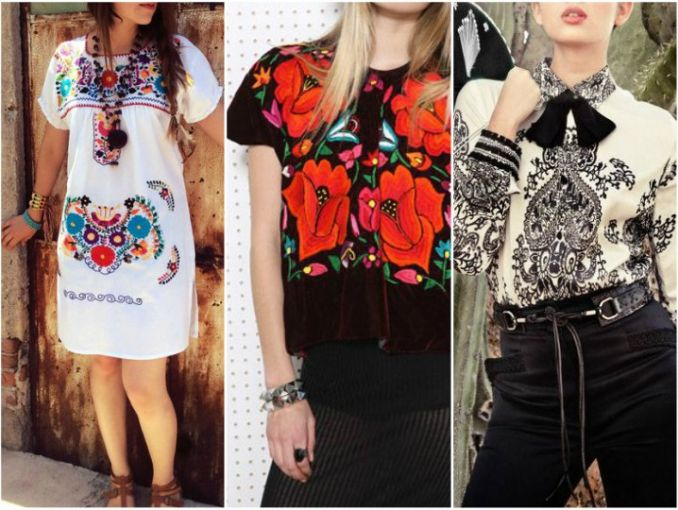 68975a0944 5 prendas tradicionales mexicanas que deberías usar todos los días ...