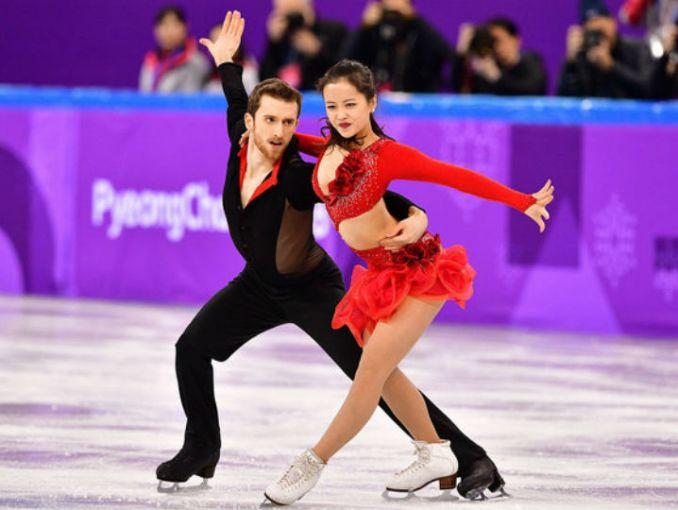 Yura Min Incidente Con Su Vestido Juegos Olimpicos 2018 Actitudfem