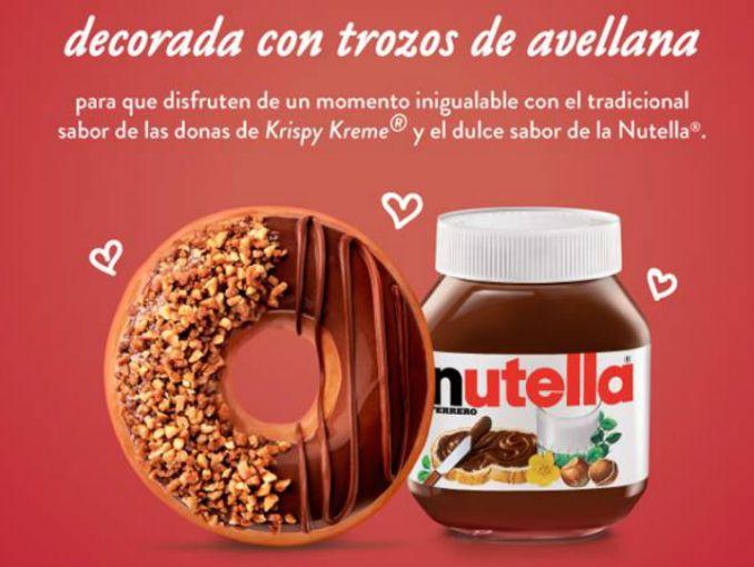 Petición de usuarios en redes, logró lo inimaginable sobre dona de nutella