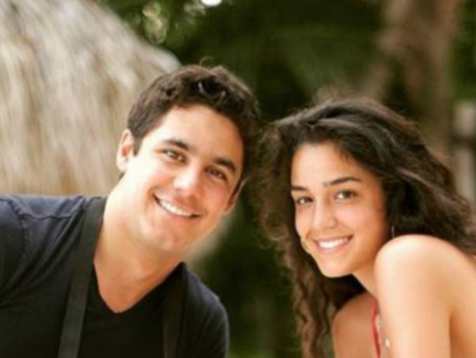 Hijos de Eduardo Capetillo y Bibi Gaytán sorprenden en foto