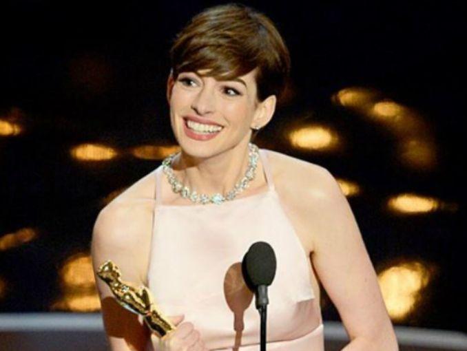 Anne Hathaway se confiesa por drástico cambio de peso