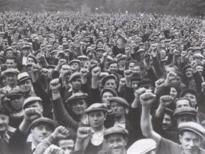 Se conmemora el Día Internacional del Trabajador