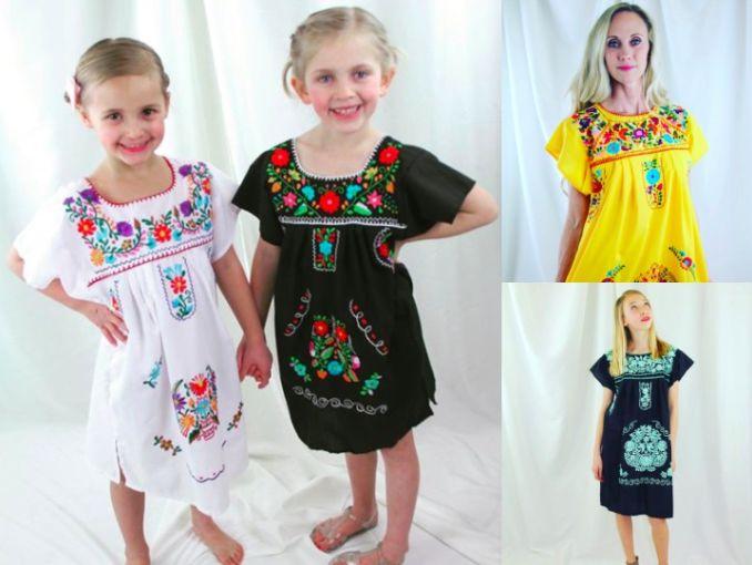 34e17ebeed Mexitrend  la tienda en línea de ropa mexicana para mujeres blancas que  está causando ira en redes