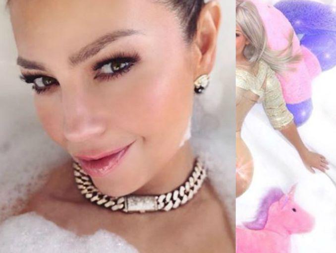 Thalía comparte foto de sus joyas y sale criticada