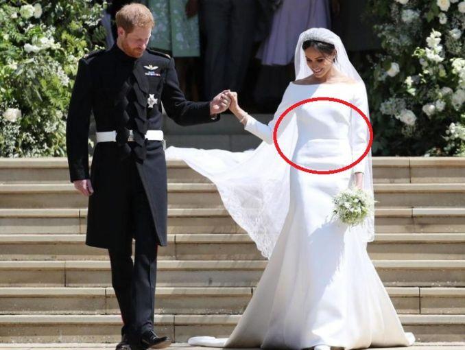"""katy perry critica el vestido de novia de meghan markle: """"no le"""