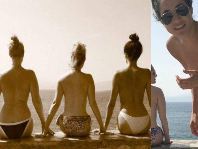Meghan Markle Topless Fotos íntimas De La Realeza Que Han Desatado
