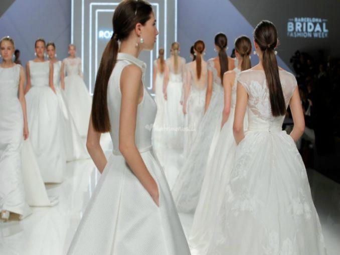 vestidos de novia con bolsillos | actitudfem