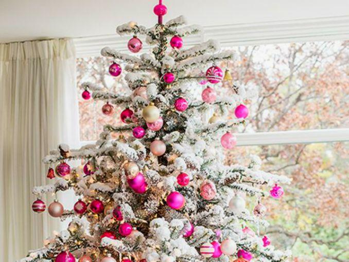 Decoración árbol De Navidad 2018 Tendencias Y Consejos Actitudfem