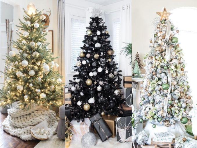 Como Decorar Mi Casa En Esta Navidad 2019.Arbol De Navidad 2019 Tendencias Para Inspirarte Este Ano