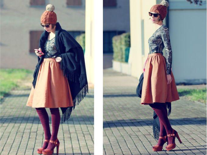 Invernales Actitudfem Faldas Con 10 Outfits YPUqPx5