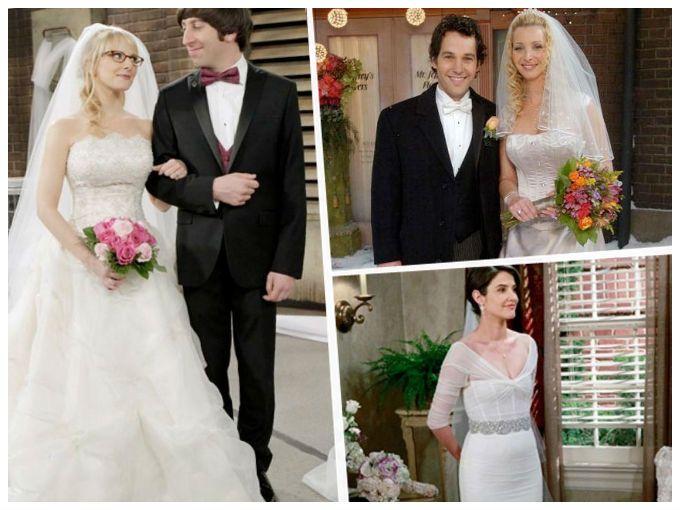 vestidos de novia en series de televisión | actitudfem