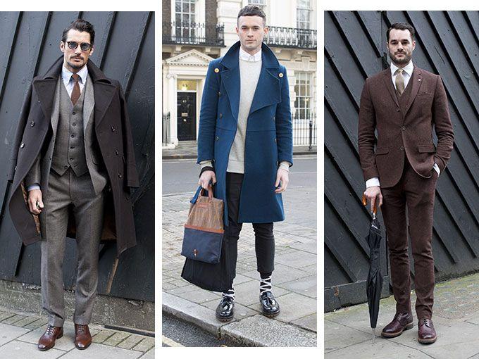 Street Style En Londres Fashion Week Otoño Invierno 2015 Actitudfem