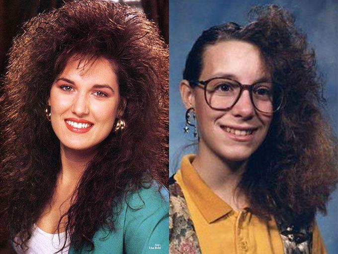 Peinados De Los 80 Que Esperamos Nunca Se Vuelvan A Poner De Moda