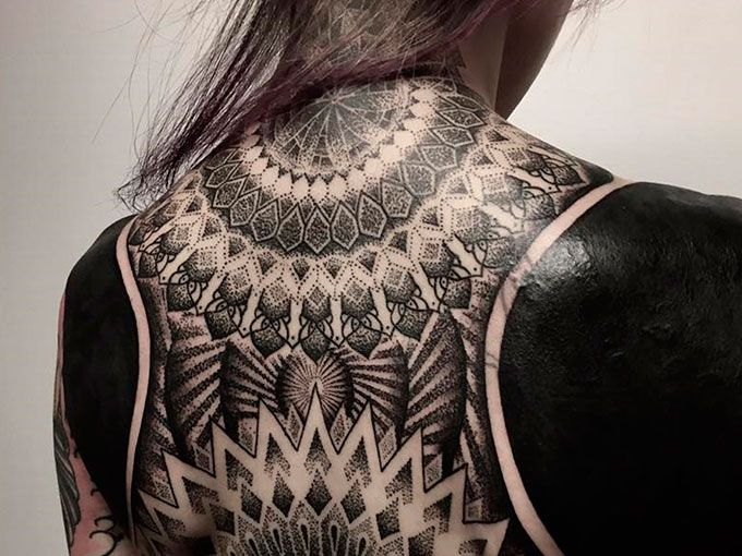 Estos Tatuajes Causan Furor En Singapur Te Animas A Hacerte Uno