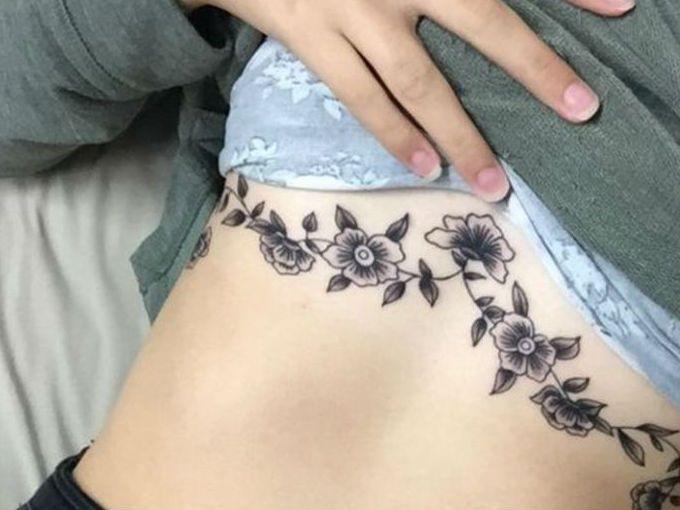 Tatuajes Underboob Actitudfem
