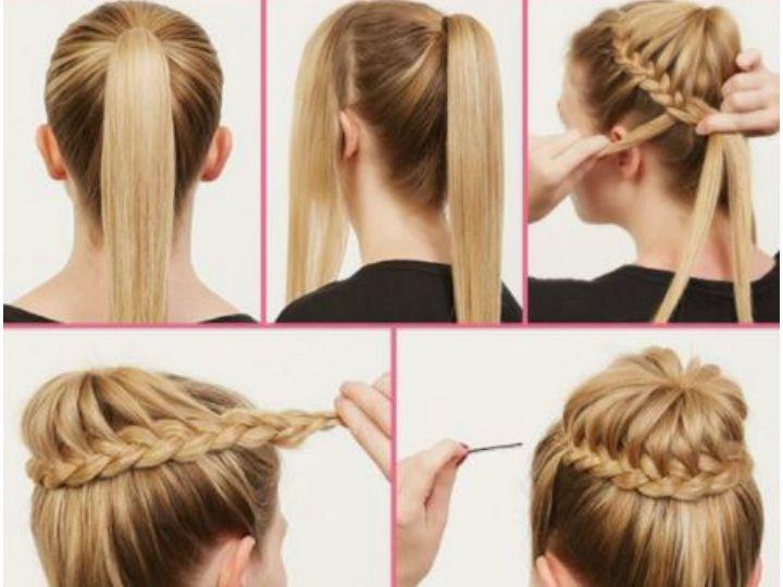 Peinados Faciles Para Tu Graduacion Actitudfem