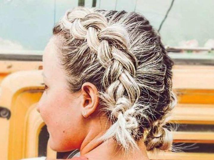 Peinados Con Pelo Corto Para Hacer Ejercicio Que Te Haras En 5 Minutos