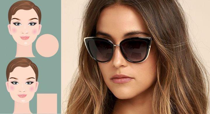 562828f22c La guía definitiva para elegir los lentes que mejor te quedan, según la  forma de tu cara