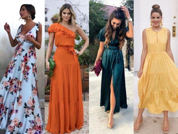 Imagenes de vestidos para bodas en jardin