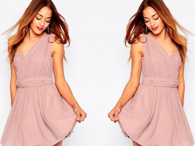 7b864b649 Vestidos para dama en tonos nude que puedes comprar por internet ...