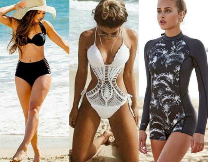 28f7e2ad0d Adiós al trikini: Los trajes de baño que serán tendencia este 2019 son todo  lo contrario