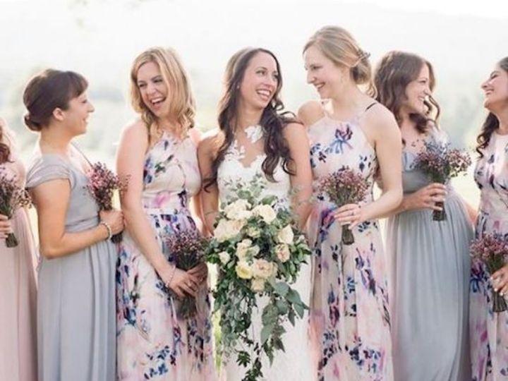 40ca62f29 Vestidos para damas de honor 2019  15 estilos que encantarán a tus amigas