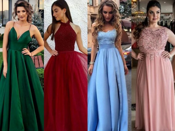 Vestidos de graduacion tendencia 2019