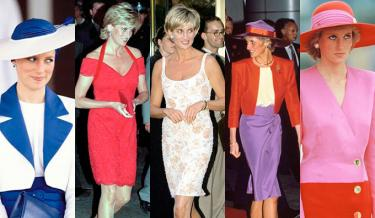 Catherine Walker, la diseñadora favorita de Lady Di