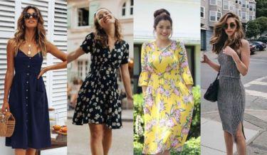 131cac5d5e Vestidos que cuestan menos de 400 pesos y son perfectos para estos días de  calor