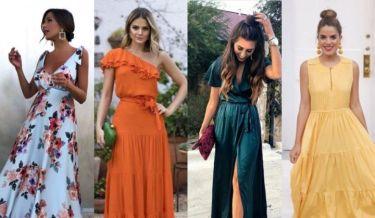 1b2eca4eb 30 vestidos para bodas en jardín o playa... porque sí puedes verte fresca