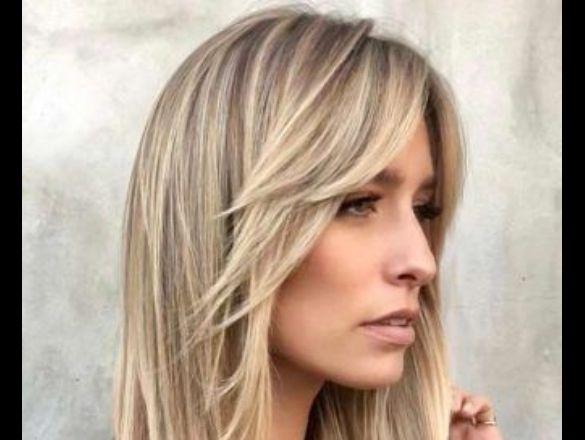 Corte de pelo para mujer largo