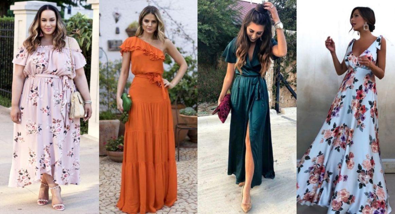 Vestidos Para Bodas En Jardín Y En Playa Actitudfem