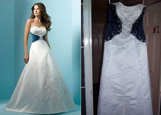 Vestidos de novia pedidos por internet